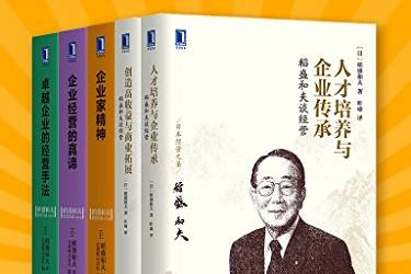 稻盛和夫经营实录(共5册)
