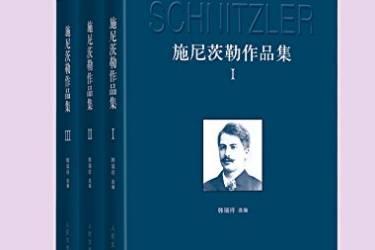 施尼茨勒作品集(全3册)
