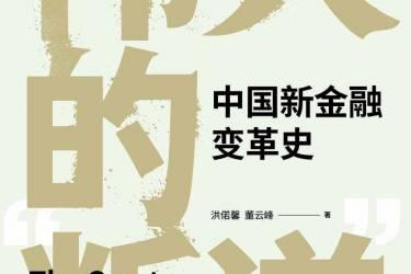 """伟大的""""叛逆"""":中国新金融变革史 洪偌馨+epub+mobi+azw3"""
