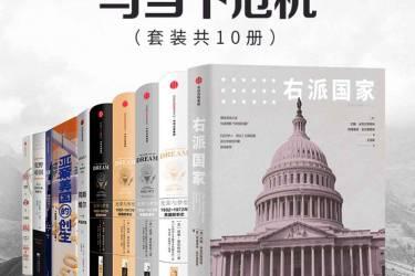 美国百年困局与当下危机(套装共10册)+epub+mobi+azw3