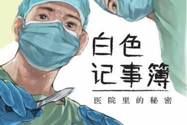 白色记事簿 : 医院里的秘密 陈拙