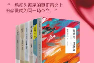 """渡边淳一:""""爱""""的故事(套装共6册)pdf-epub-mobi-txt-azw3"""
