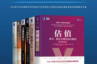 金融并购经典(套装共6册)pdf-epub-mobi-txt-azw3